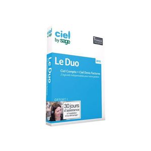 Le Duo Ciel 2015 + 1 an d'assistance téléphonique