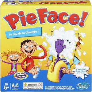 JEU SOCIÉTÉ - PLATEAU Pie Face - Le jeu de la chantilly