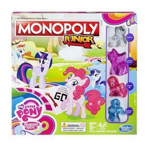JEU SOCIÉTÉ - PLATEAU MY LITTLE PONY - Monopoly
