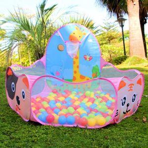 parc avec balles achat vente jeux et jouets pas chers. Black Bedroom Furniture Sets. Home Design Ideas