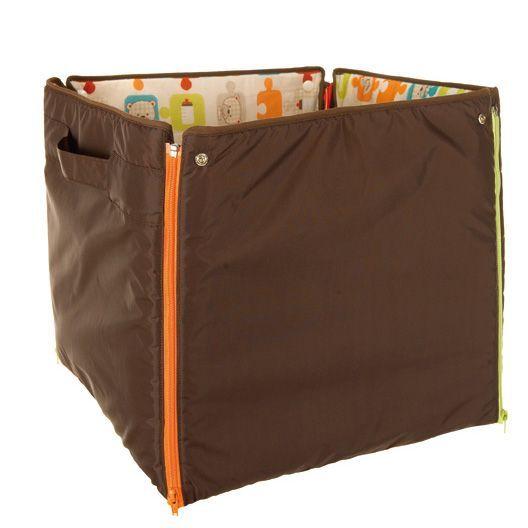 tineo coffre jouer 2en1 marron chocolat achat vente coffre jouets 3275053030107. Black Bedroom Furniture Sets. Home Design Ideas