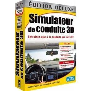 simulateur de conduite deluxe pc prix pas cher soldes d t cdiscount. Black Bedroom Furniture Sets. Home Design Ideas