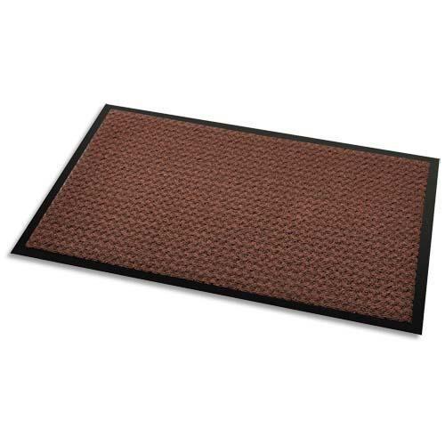 3m tapis d accueil aqua nomad 45 brun fi achat vente paillasson cdiscount
