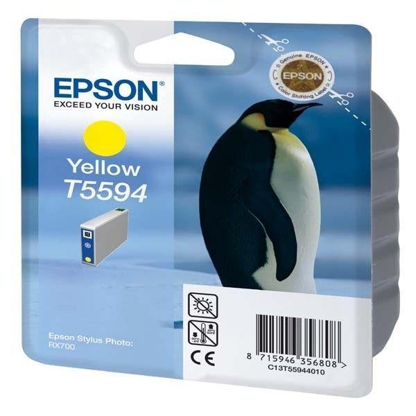 epson cartouche d 39 encre couleur t5594 prix pas cher cdiscount. Black Bedroom Furniture Sets. Home Design Ideas