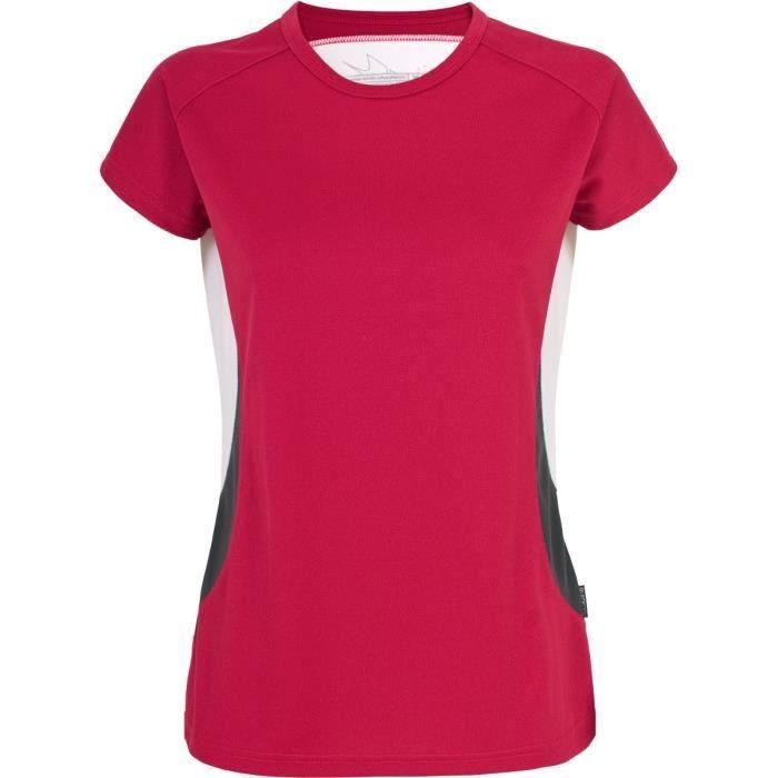 MAILLOT - POLO  TRESPASS T-shirt  Femme