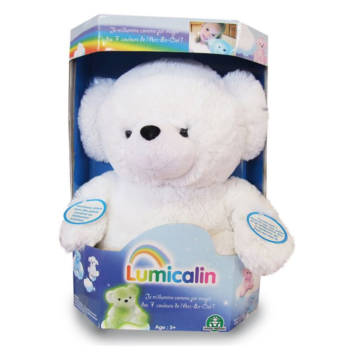 Lumicalin - Ours 40 cm lumineux - Achat / Vente figurine - personnage ...