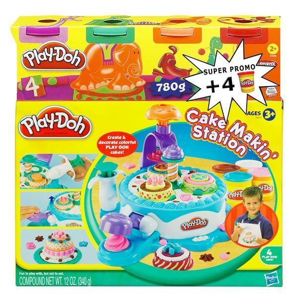 Play-Doh - Petit ptissier pots chez Toysrus -