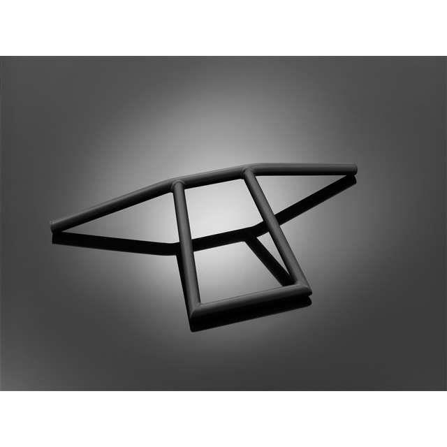 guidon custom highway hawk old school black 25 mm achat vente guidon guidon custom highway. Black Bedroom Furniture Sets. Home Design Ideas