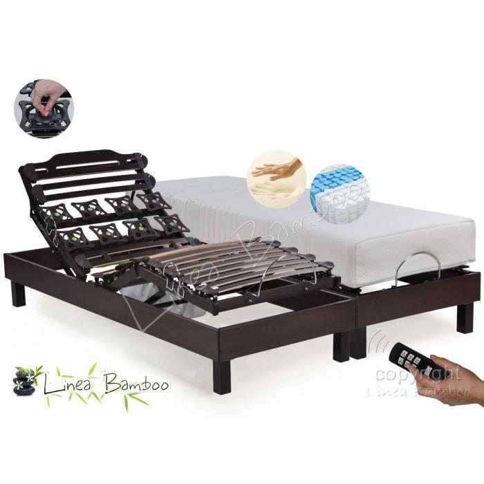 literie electrique plots lattes 2x70x190 atlantide achat vente ensemble literie cdiscount. Black Bedroom Furniture Sets. Home Design Ideas