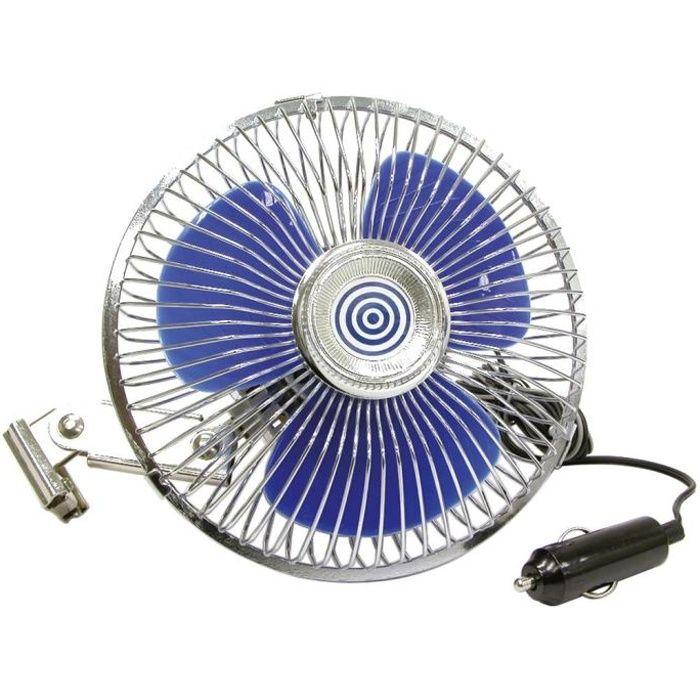 Ventilateur 12 volts silencieux