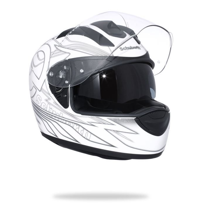 schuberth casque int gral s1 pro blade blanc achat. Black Bedroom Furniture Sets. Home Design Ideas