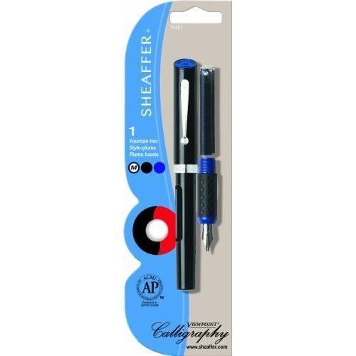 Sheaffer calligraphy stylo plume fen�tre de niveau d encre