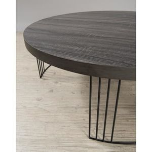 Table basse ronde achat vente table basse ronde pas for Table basse ronde scandinave