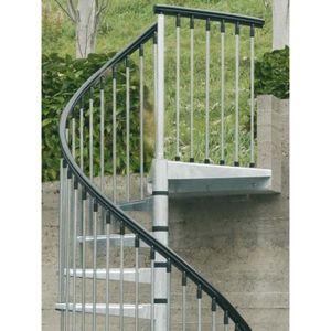 Escalier colimaçon exterieur occasion