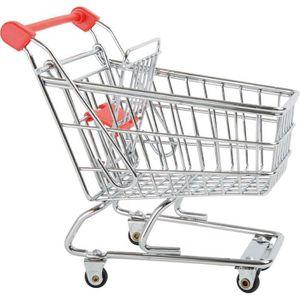 caddie chariot de courses pour poup es achat vente accessoire poup e cdiscount. Black Bedroom Furniture Sets. Home Design Ideas