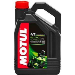 Meilleur huile moto 4 temps