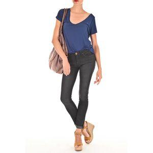 JEANS Jeans Scarlett Lee Bleu Enduit ...