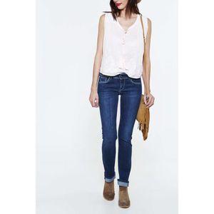 JEANS Jeans Pepe Jeans Saturn Regular Bleu Fonce Femme