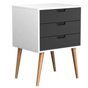 commode largeur 60 cm achat vente commode largeur 60 cm pas cher cdiscount. Black Bedroom Furniture Sets. Home Design Ideas