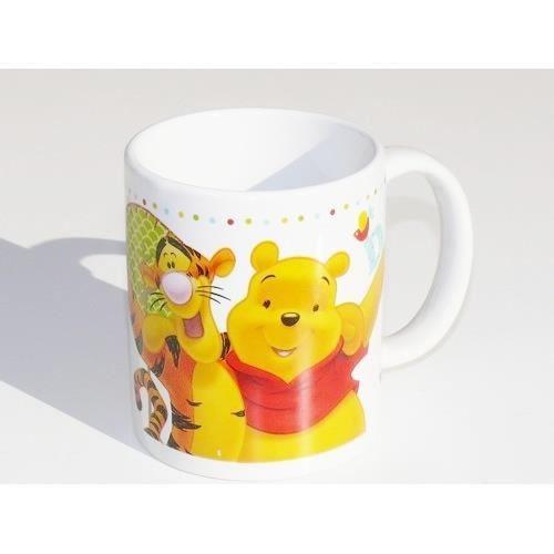 Mug winnie l 39 ourson et compagnie achat vente bol mug - Table winnie l ourson et chaise ...