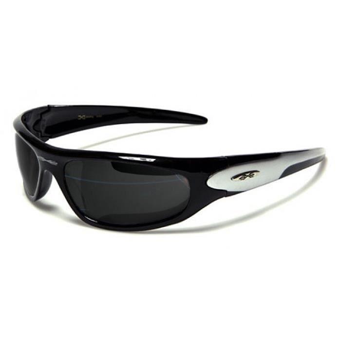 x loop lunettes de soleil cyclisme moto ski noir. Black Bedroom Furniture Sets. Home Design Ideas