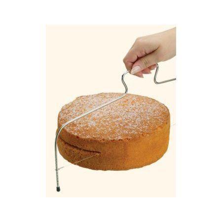 Baking Pan For Cake With Leveler