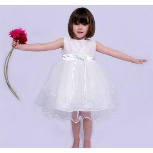 la mode des robes de france robe de ceremonie blanc 3 ans. Black Bedroom Furniture Sets. Home Design Ideas