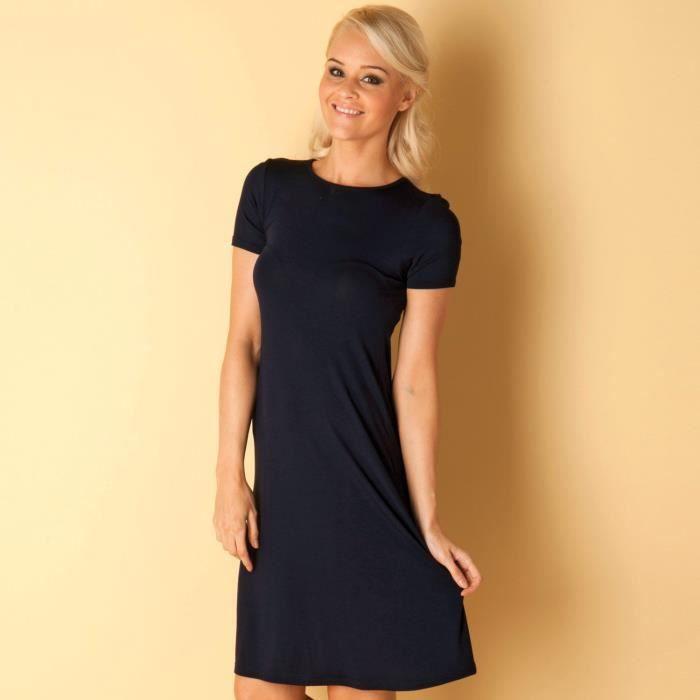 robes de mode robes femmes manches courtes. Black Bedroom Furniture Sets. Home Design Ideas