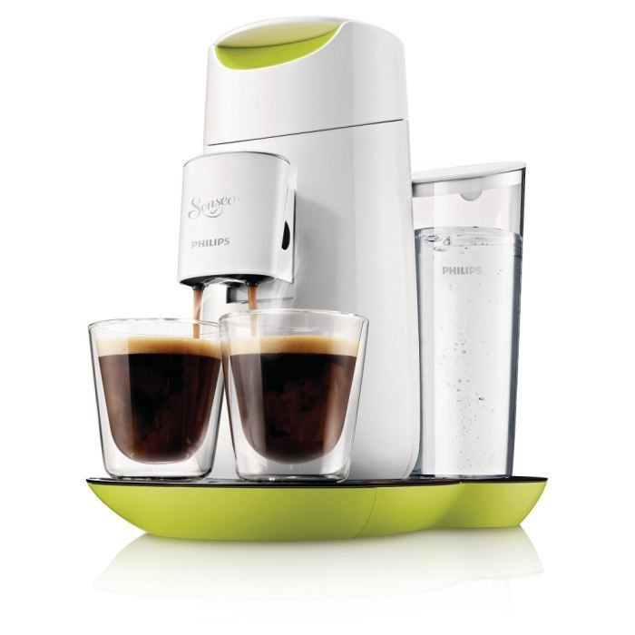 MACHINE À EXPRESSO Machine à café à dosette -  SENSEO Twist HD7870/11
