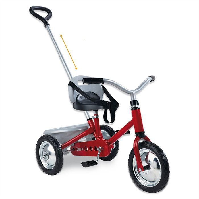 smoby tricycle enfant zooky classique rouge ancienne collection achat vente tricycle cdiscount. Black Bedroom Furniture Sets. Home Design Ideas