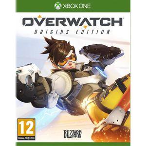 JEUX XBOX ONE Overwatch Edition Origins Jeu Xbox One