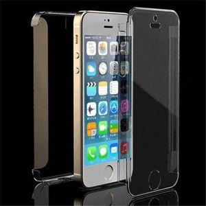COQUE - BUMPER COQUE SILICONE GEL INTEGRAL iPHONE 4 4S TRANSPAREN