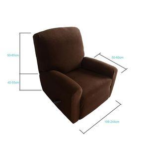 Housse pour fauteuil achat vente housse pour fauteuil for Housse de fauteuil extensible pas cher