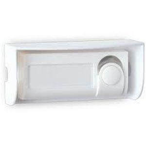bouton d 39 appel filaire avec porte tiquette achat vente sonnette carillon cdiscount. Black Bedroom Furniture Sets. Home Design Ideas