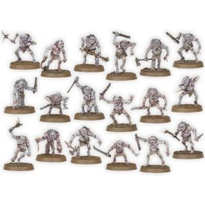 FIGURINE - PERSONNAGE GUERRIERS GOBELINS 3206