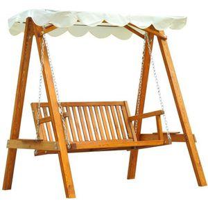 BALANCELLE Balancelle balançoire hamac banc fauteuil de jardi