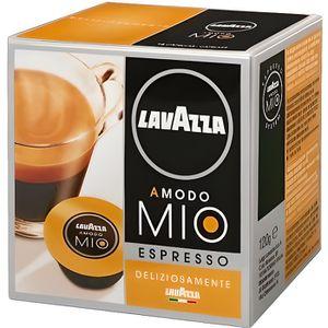 CAFÉ - CHICORÉE Dosette LAVAZZA A MODO MIO ESPRESSO DELIZIOSAMENTE