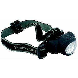 LAMPE FRONTALE YELLOWSTONE Lampe Frontale 8+2LED