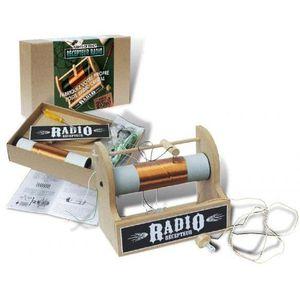 poste de radio enfant achat vente jeux et jouets pas chers. Black Bedroom Furniture Sets. Home Design Ideas