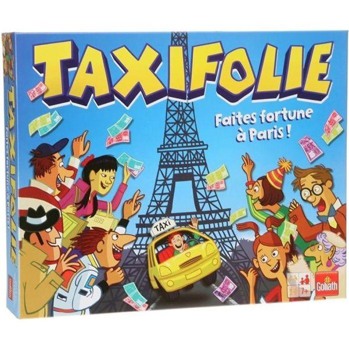 taxifolie  Jeu de société  Tric Trac