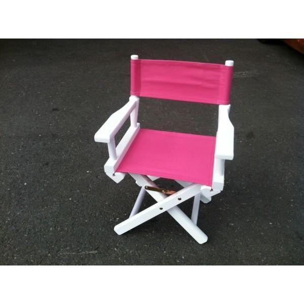 fauteuil metteur en sc ne enfant rose achat vente. Black Bedroom Furniture Sets. Home Design Ideas