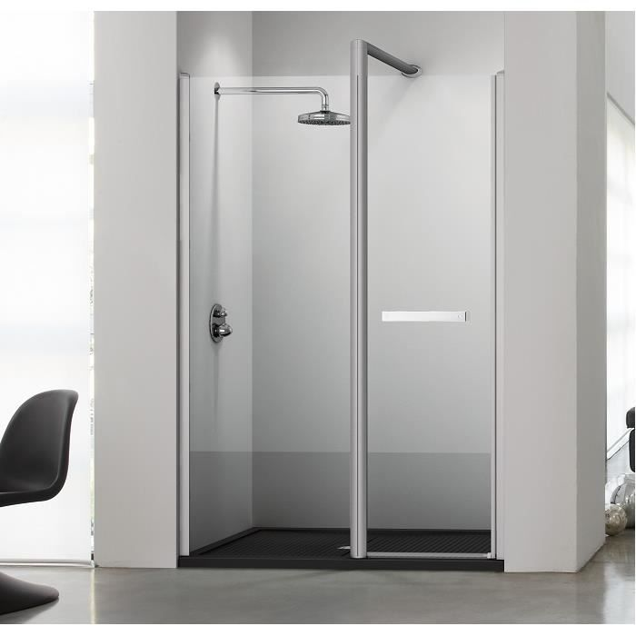 Paroi douche en niche sun 5 170 cm gauche achat vente douche receveur p - Paroi douche discount ...