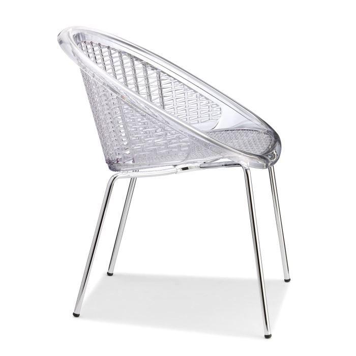 Chaises Transparente Design Zebra Pictures