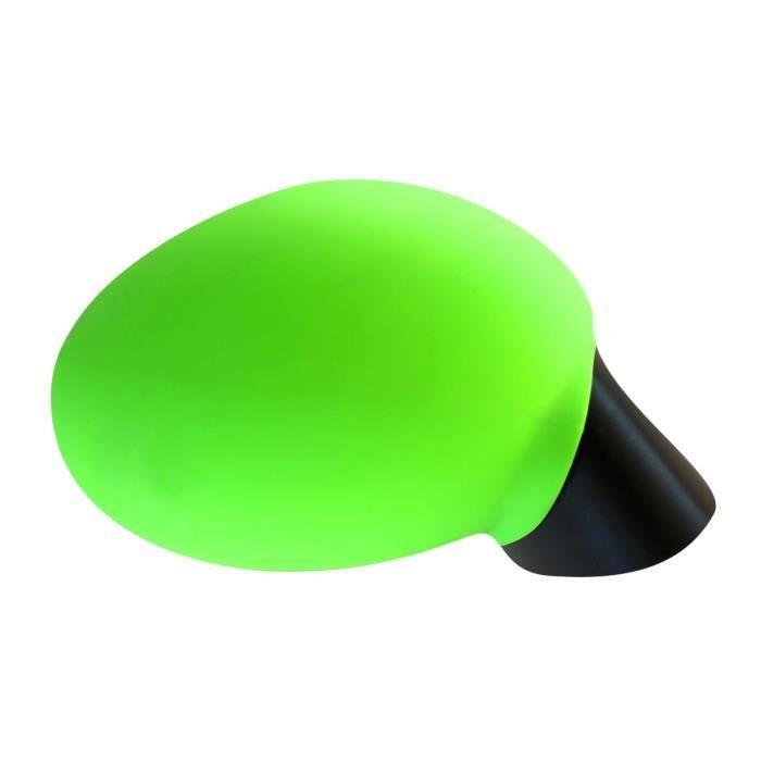 Housse vert fluo pour r troviseur voiture achat vente for Housse retroviseur