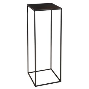 sellette metal achat vente sellette metal pas cher les soldes sur cdiscount cdiscount. Black Bedroom Furniture Sets. Home Design Ideas