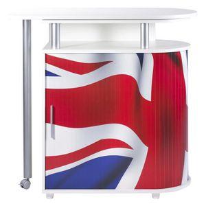 meuble cuisine avec rideau achat vente meuble cuisine avec rideau pas cher cdiscount. Black Bedroom Furniture Sets. Home Design Ideas