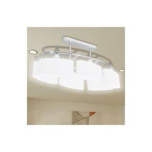 abat jour plafond contemporain achat vente abat jour plafond contemporain pas cher soldes. Black Bedroom Furniture Sets. Home Design Ideas