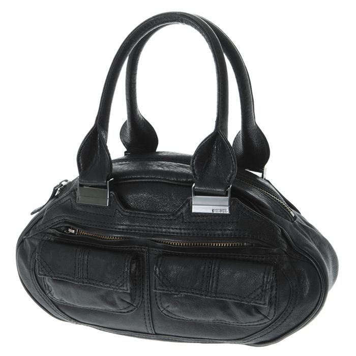 blue handbags sac main femme diesel. Black Bedroom Furniture Sets. Home Design Ideas