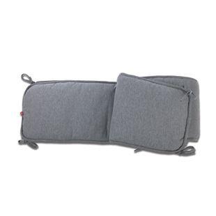 baby boum tour de lit parc 100 x 100 cm sprint gris achat vente tour de lit b b. Black Bedroom Furniture Sets. Home Design Ideas