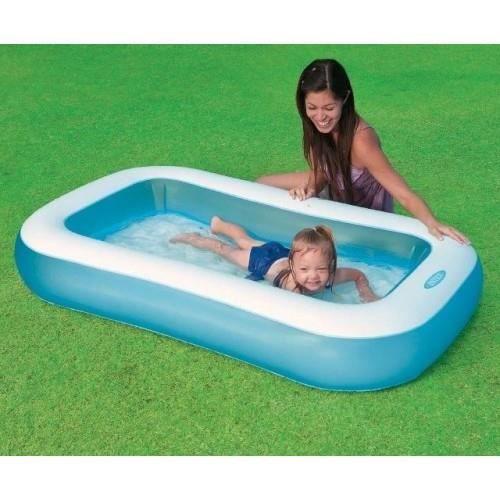 infos sur petite piscine gonflable rectangulaire arts